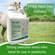 THRUST LAWN AND PADDOCK WEEDKILLER DOES NOT KILL GRASS 5L