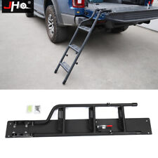 Pickup Truck Step Tailgate Ladder For Ford F150 2015-2018 Dodge Ram Tundra Rapto