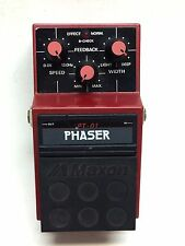 Maxon PT-01, Phaser, Made In Japan, 80's, Guitar Effect Pedal