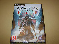 Assassin's Creed Rogue PC DVD-ROM **New & Sealed**