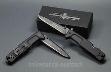 EXTREMA RATIO NEMESIS BLACK   Taschenmesser Klappmesser Messer