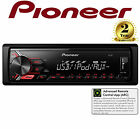 Pioneer MVH-190Ui Mechless Car Stereo Radio Player USB Aux iPod iPhone Android
