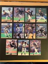 1993 Fleer Flair Chicago White Sox Team Set 11 Cards