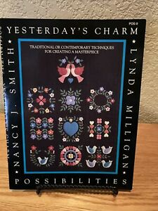 Yesterday's Charm Nancy Smith Lynda Milligan Traditional or Contemporary
