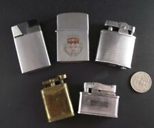 5 LIGHTER COLLECTION ,  MILITARY,  CHAMPION AUER BENTLEY ,  PENGUIN  MCGILL