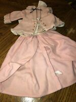 American Girl Doll Elizabeth Riding Outfit Partial RETIRED