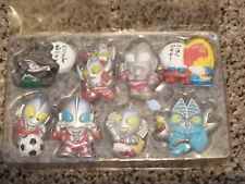 RARE 1995 Bandai Masked Rider Ultraman (unsure) New Magnet Set RARELY SEEN