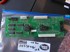 Board for unimac Washer f0370446-12a