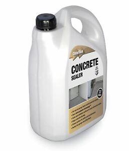 Clean Seal Natural Clear Concrete sealer 4 Litre