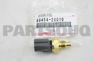 8945420010 Genuine Toyota SENSOR, FUEL TEMPERATURE 89454-20010