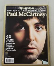 VINTAGE ROLLING STONE COLLECTORS EDITION PAUL MCCARTNEY FEBUARY 20 2014 V23