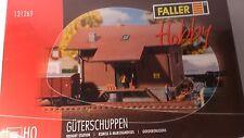 * Faller 131269 Hobby - Freight Station 1:87 HO / 00 Scale Build Kit