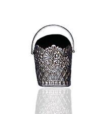 925 Sterling Silver Flower Bucket Pin Cushion.