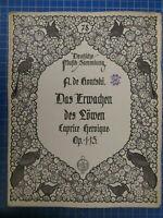 Deutsche Musiksammlung A.de Kontski Das Erwachen des Löwen op.115 H11062