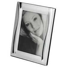 Fotorahmen, Bilderrahmen WELLE 20x15cm für 10x15cm silber Formano