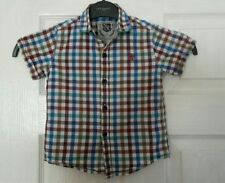 Casual 100% Cotton Shirts (2-16 Years) for Boys