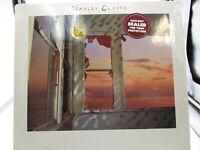 Stanley Clarke–Hideaway LP 1986 Epic–FE 40275 Shrink VG++ cover VG++