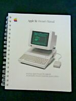 Apple IIc Owner's Manual Guide Interactive Computer System Utilities Monitor '86