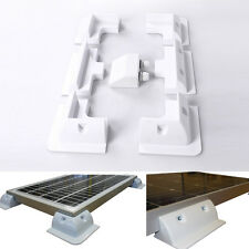 Solar Panel Corner Mounting Brackets Kit Set for Roof Caravan Vehicle Motorhome