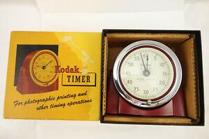 Vintage NOS Kodak Timer 8239 Mechanic Dark Room Photography