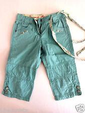 pantacourt ♥ SERGENT MAJOR ♥ 6 Ans pantalon taille ajustable élastiquée fille