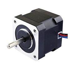 Stepper Motor Nema 17 Bipolar 40mm 64oz.in45Ncm 2A 4 Lead 3D Printer Hobby CNC