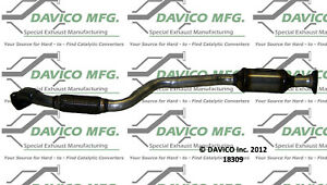 Catalytic Converter-Exact-Fit Rear 18309 fits 04-08 Suzuki Forenza 2.0L-L4