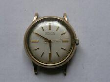 Vintage Gruen Precision 17j Mens Wrist Watch, Parts / Restoration