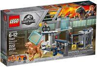 LEGO Jurassic World - Stygimoloch Breakout (75927)