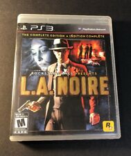 L.A. Noire [ The Complete Edition ] (PS3) USED