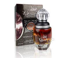 MUKHALLAT SHARQIA ARABIAN MUSKY ROSY EDP PERFUME SPRAY 100 ML BY ARD AL ZAAFARAN