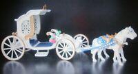 Playmobil - Pièce de rechange -- Carrosse-des-mariés 4258 --