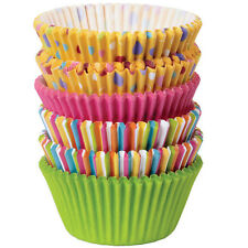 Wilton Sweet Dots & Stripes Cupcake Cups - 150 pack