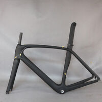 NEW Carbon frame V brake road bike New EPS technology frame bicycle matte TT-X28