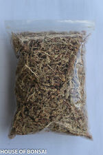 """sphagnum moss for air-layering, potting,  peat muck, moss ball / 10"""" x 12"""" pack"""