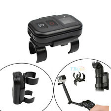 GoPro Hero 4 3+ 3 Selfie Stick's WiFi Remote Control Clip Clamp Holder