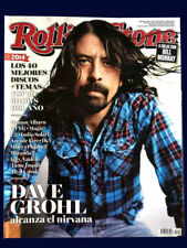Foo Fighters - Dave Grohl - Rolling Stone Magazine # 202 January 2015 Argentina