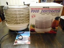 Nevco Electric Food Dehydrator - New