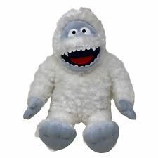Build A Bear Bumble The Abominable Snowman Rudolph Plush 2010 16� Stuffed Yeti