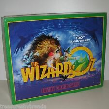 The Wizard of Oz Family Game Mad Hatter's Toy & Game Factory - INCOMPLETE