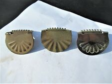 (3) CLAM SHELL MANDOLIN TAILPIECES, PROJECTS