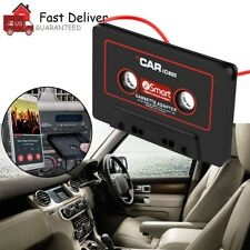 Car Audio Cassette Tape Adapter Converter 3.5mm for iPhone iPod Mp3 Android Us