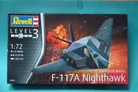 Revell 03899 F-117A Nighthawk Lockeed Martin Bausatz 1:72 NEU