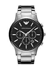 Emporio Armani Armbanduhren aus Edelstahl mit Glanz-Finish für Damen