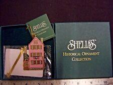 Shelia's Historical Ornament Collection - 25 Meeting Street Charleston Sc Ocs02