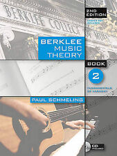 NEW Berklee Music Theory Book 2 by Paul Schmeling