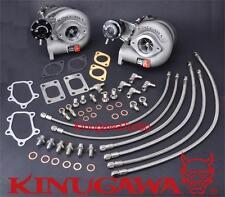 Kinugawa Twin Turbo Kit  FOR Bolt-On TD05H-16G Nissan Skyline GT-R RB26DETT