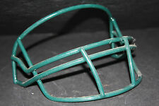 Riddell Z2B Vintage Game Football Helmet Facemask New Opo Dark Green Packers Bay