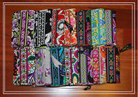 NWT VERA BRADLEY Euro Wallet Trifold Style ** Beautiful & HOT **  ~L@@K~