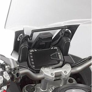 Traversino Givi FB7408 Portanavigatore Smartphone DUCATI Multistrada Enduro 17